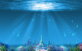 Barbie mermaid tale Hintergrund