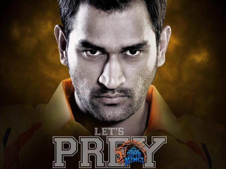 CSK- Chennai Super Kings Images Dhoni Rocks HD Wallpaper