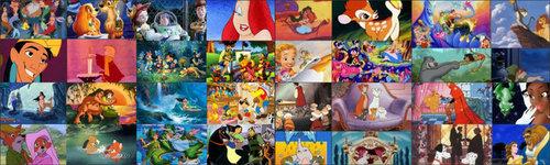 ディズニー collage