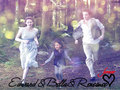 twilight-series - edward - bella & renesmee wallpaper