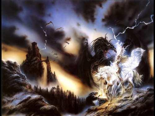 Фэнтези Драконы