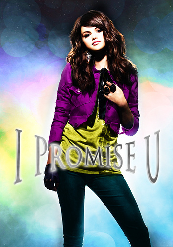 Selena_01 wallpaper containing an outerwear, a box coat, and bellbottom trousers entitled i promise you