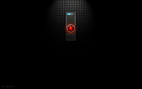 iHal 9000 - designed 의해 'Ai research'-for 사과, 애플