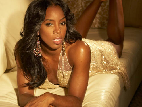 Kelly Rowland wallpaper probably with attractiveness, a bustier, and a leotard called kelly