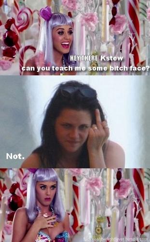 kstew neva teach her bitch face LOL