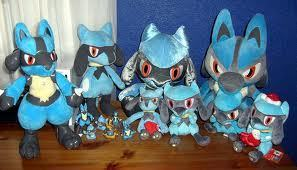 lucario and riolu 6