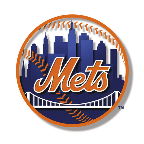 New York Mets वॉलपेपर entitled mets logo