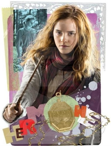 Hermione Granger wallpaper called new dh pics