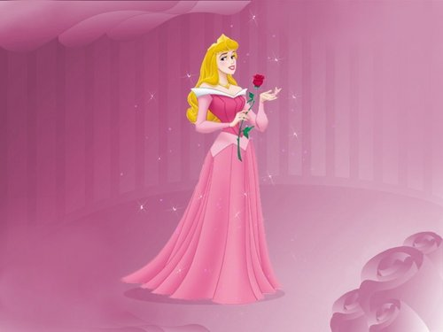 Princess Aurora fondo de pantalla possibly with a bouquet entitled princess aurora