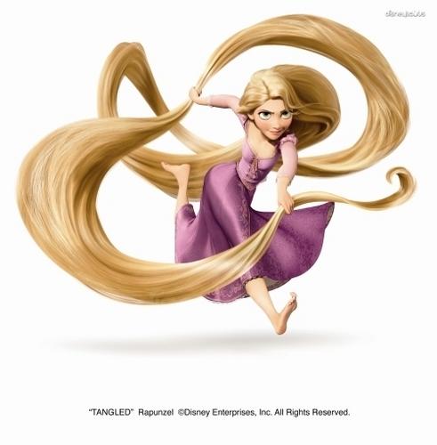 rapunzel - 魔发奇缘
