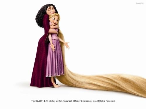 rapunzel - Рапунцель - Запутанная история