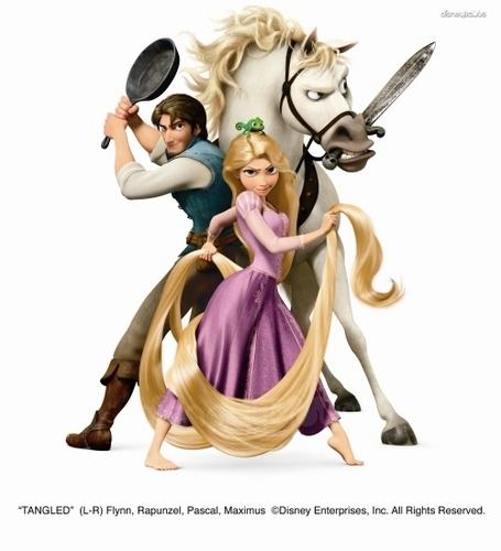 Disney's Rapunzel wallpaper called rapunzel - tangled