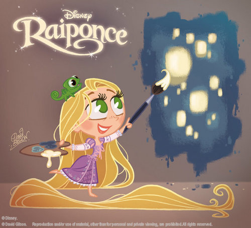 Disney's Rapunzel wallpaper containing a sign called rapunzel - tangled