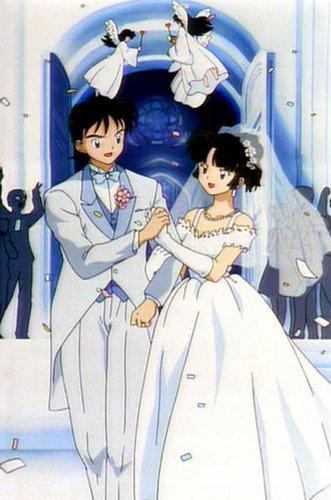 sango's wedding