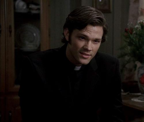 sexy priest :D