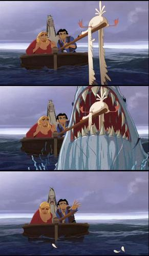 tiburón estola our seagull ;_;