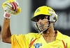 CSK- Chennai super kings photo called the heroes