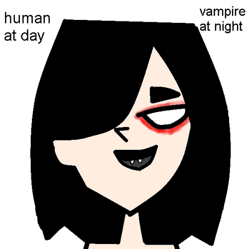 vampire ellen
