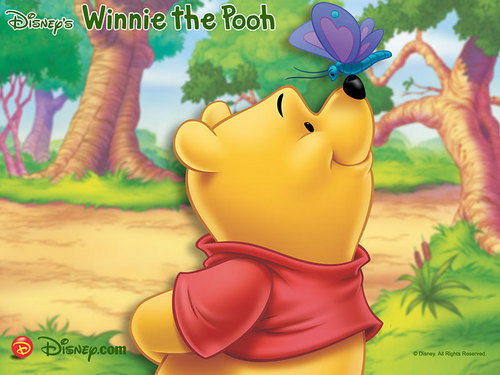 winnie the pooh wallpaper called winnie the pooh