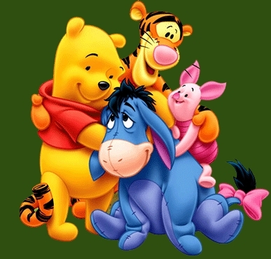 Winnie the Pooh achtergrond titled winnie the pooh