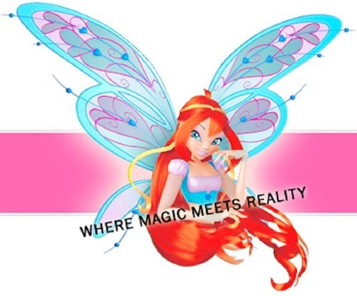 Winx Club Movie wallpaper titled winx bloom 3D