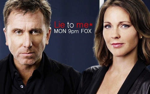 Television wallpaper containing a portrait entitled A show you all should watch, Lie To Me