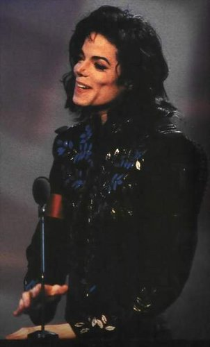 A wonderful man called Michael Jackson