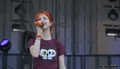 Airplanes Screencaps - Rehearsal in Chicago, IL - hayley-williams screencap