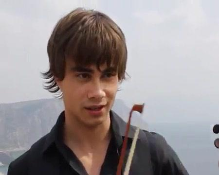 Alexander Rybak wallpaper titled Alex :)