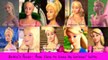 All Barbie faces- from Clara to Liana - barbie-movies fan art