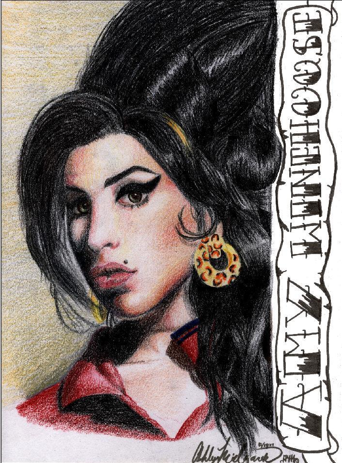 Amy Winehouse - Wallpaper Gallery