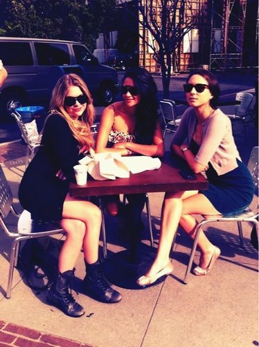 Ashley,Shay&Troian