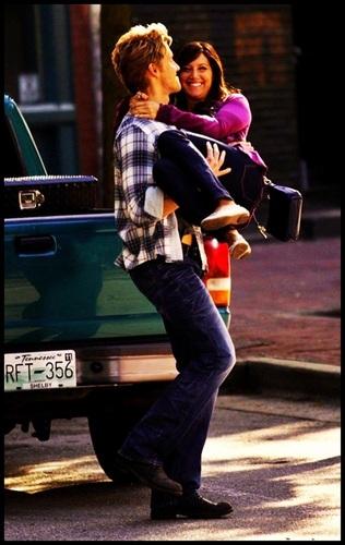 Ashley Tisdale & Matt Barr