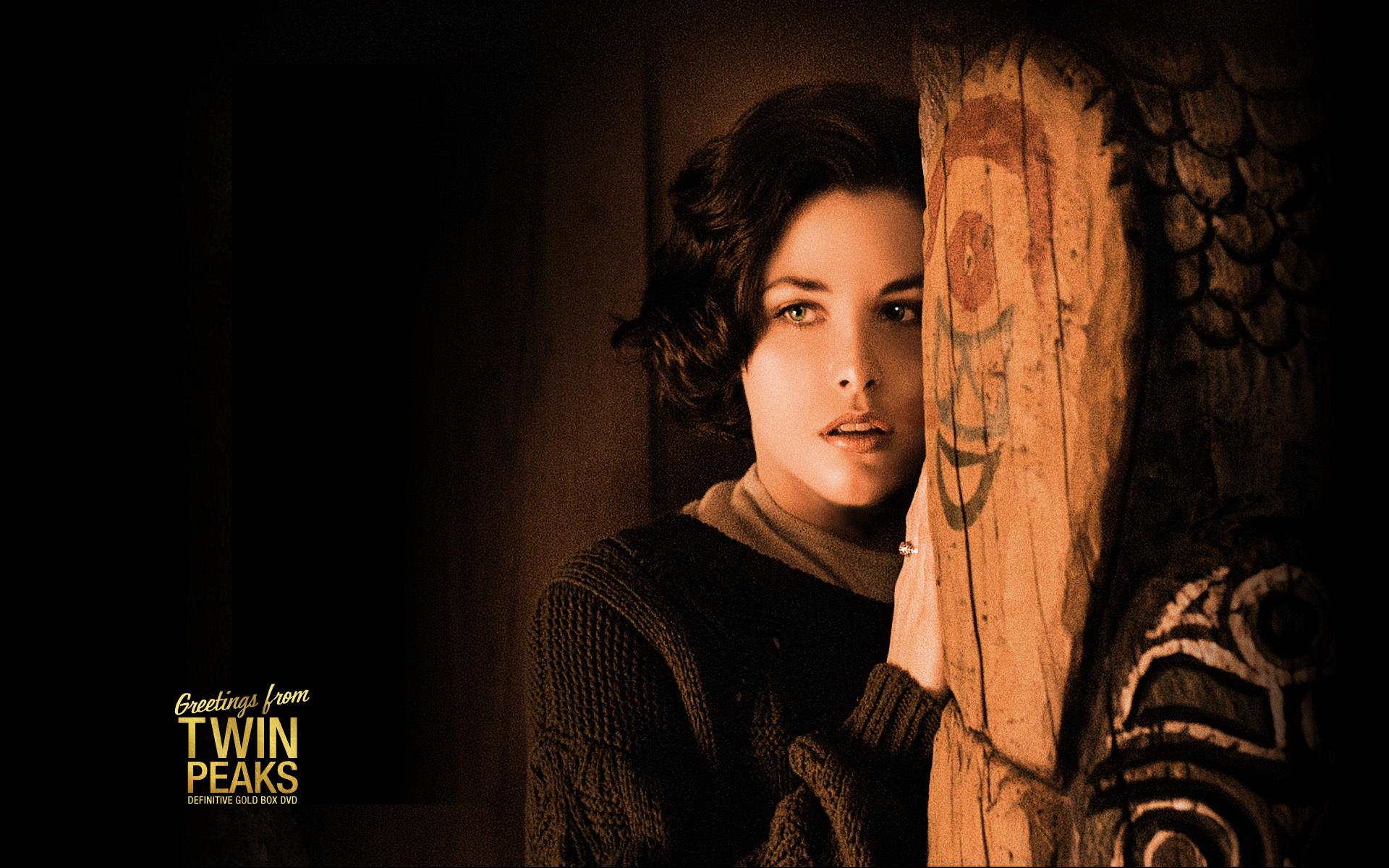 Audrey Horne - Twin Peaks Wallpaper (15926687) - Fanpop