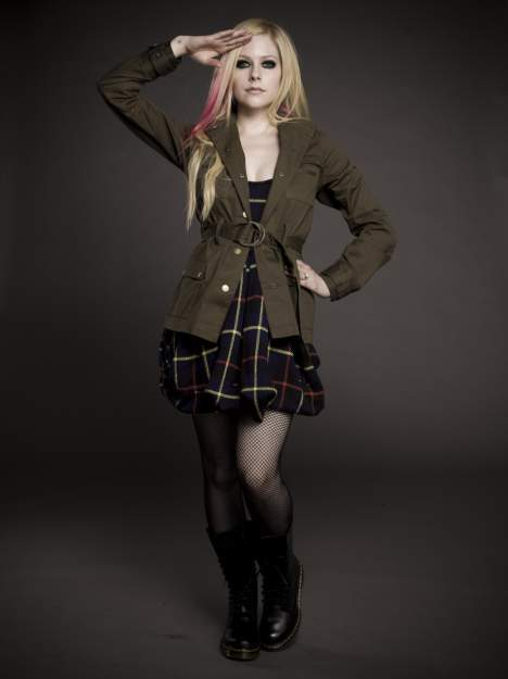 Avril-[UNSEEN] Outtakes [2009-2010]