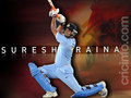 BLASTER RAINA - suresh-raina fan art
