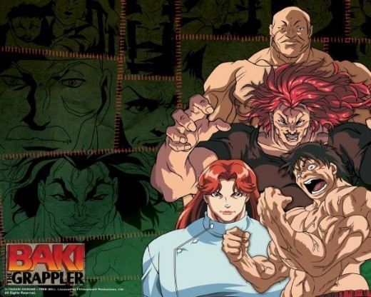 Ultimate Anime Images Baki Wallpaper And Background Photos
