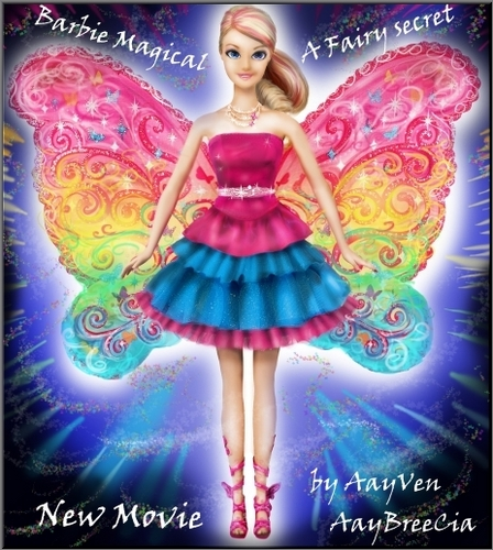 Barbie a Fairy secret !! My tagahanga art !!