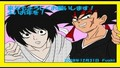 Bardock and L-the two insane best friends! - bardock photo