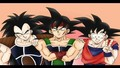 Bardock and his sons all together! :) - bardock photo