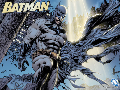 Batman wallpaper containing a fountain and anime called Batman #702