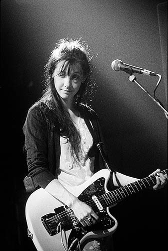 Bilinda Butcher of My Bloody Valentine - female-rock-musicians Photo
