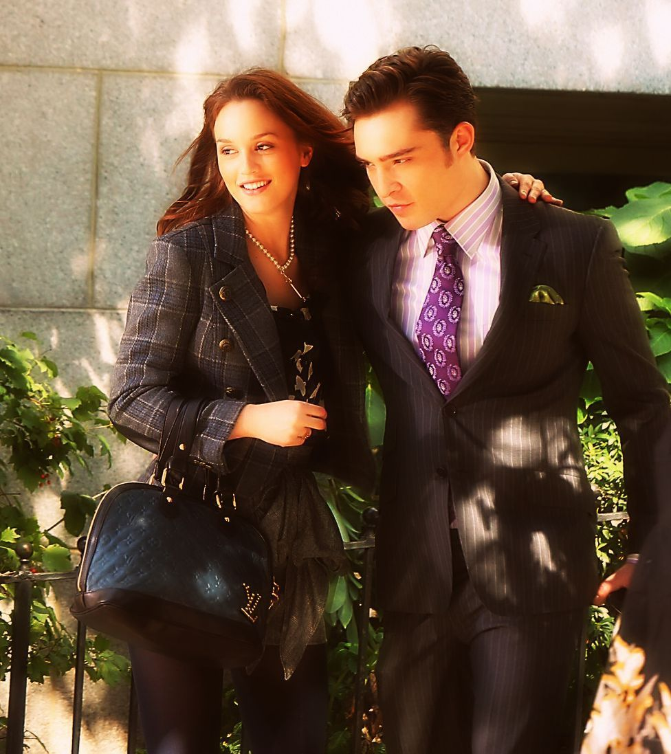 blair waldorf images blair and chuck hd wallpaper and