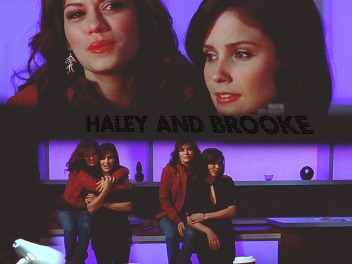 Brooke and Haley images Braley  HD wallpaper and background photos