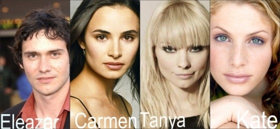 Breaking Dawn Casting News: The Denali Coven Has Been Officially Cast!!