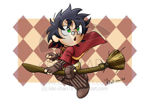 CHIB HARRY POTTER!