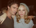 Candice & Ian - damon-and-caroline photo