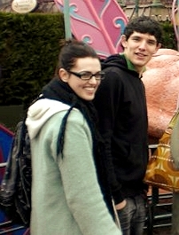 Colin And Katie Colin Morgan And Katie Mcgrath Photo