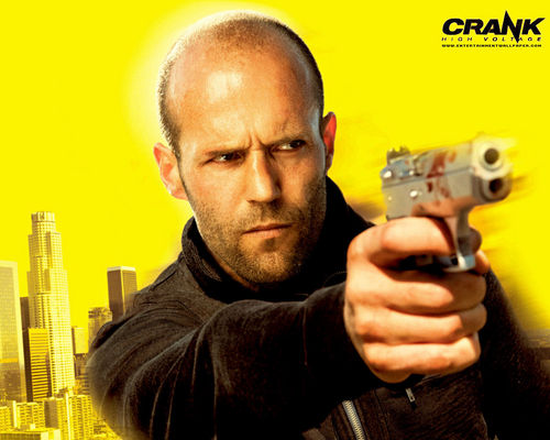 Action Films wallpaper called Crank 2: High Voltage