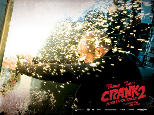 Action Films 바탕화면 probably containing a 분수 called Crank 2: High Voltage